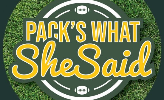 Pack's What She Said, episode 49 with special guest Rachel Hopmayer