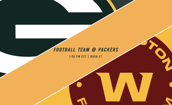2021 NFL WEEK 7: Washington Football Team vs Green Bay Packers TRAILER