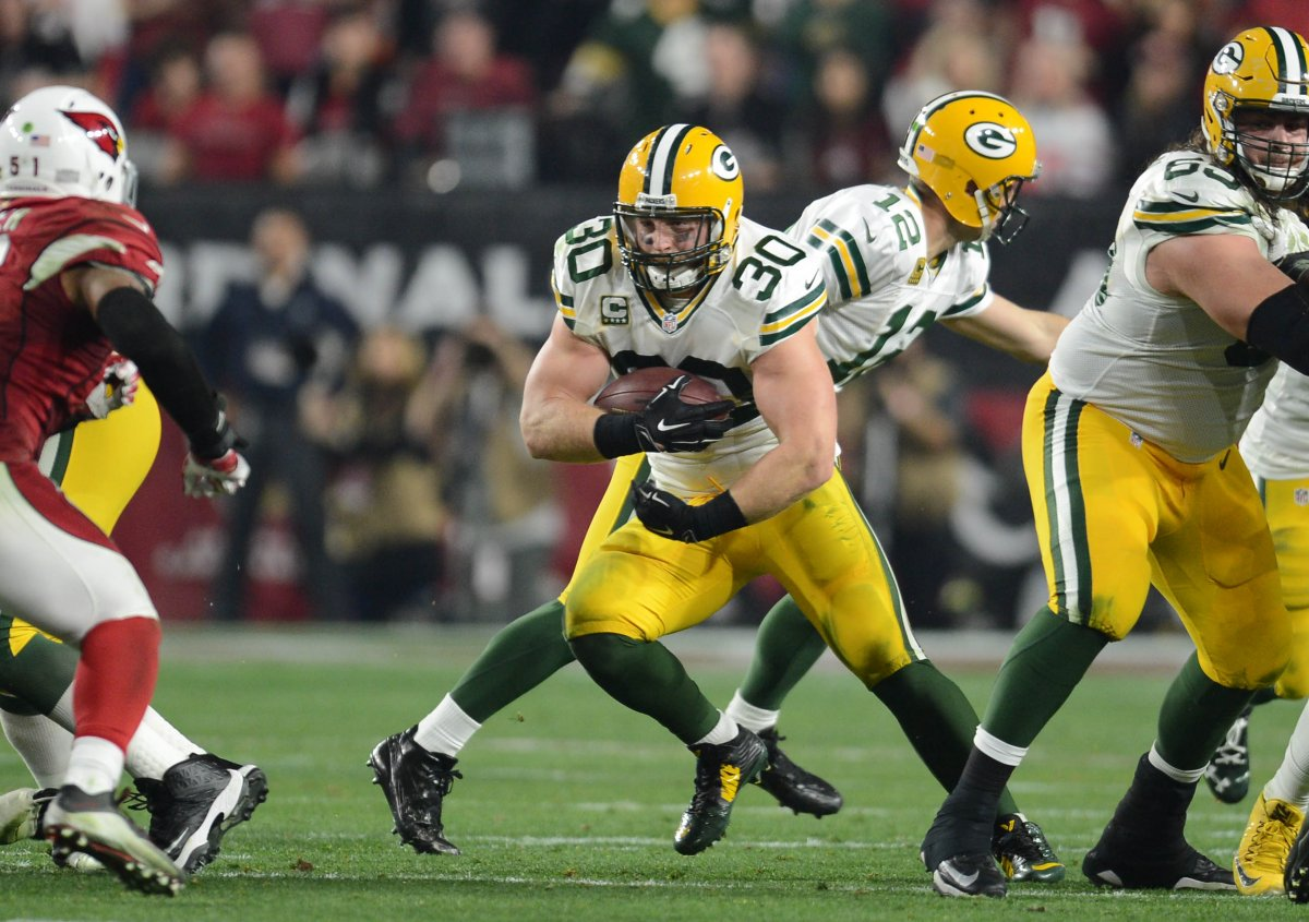 John Kuhn and the Packers have interest in a return...but is it too much of a luxury?